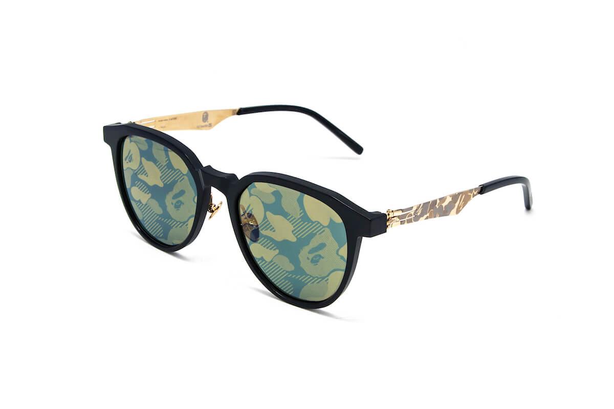 e531e23356 BAPE X ic! berlin Eyewear Collaboration