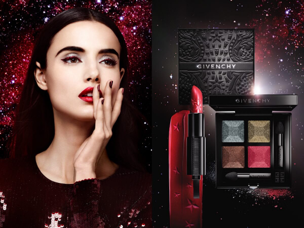 global givenchy fall makeup 2018 the new limited edition