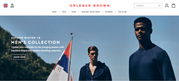 eb34dc3ef2 French luxury goods group recently Chanel announced the completion of the  acquisition of British men's swimwear brand, Orlebar Brown.
