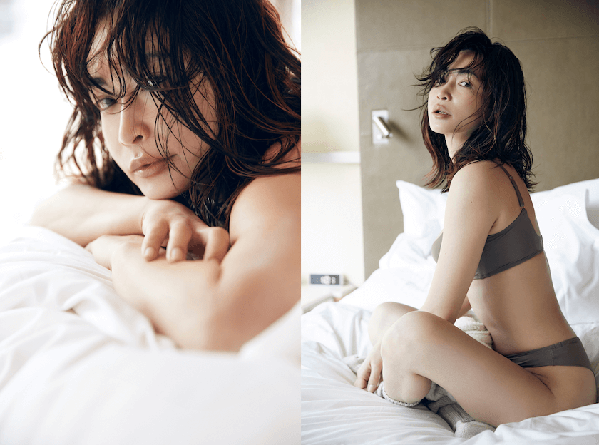 長谷川京子のこだわりが詰まったランジェリーブランドがデビュー 「胸も心も開放的になって欲しい」 | SEVENTIE  TWOは、世界各地のファッション&ビューティ情報を多言語で毎日配信するインターナショナル・メディアです。